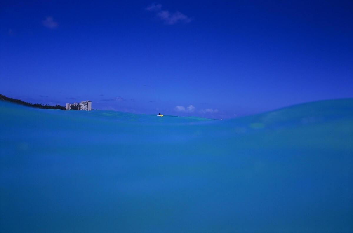 H20 Into the Sea