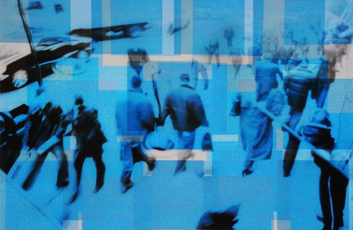Transparent March