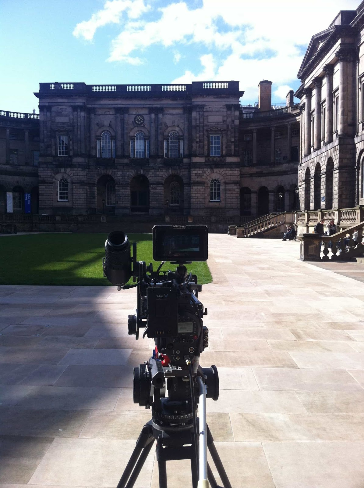 university campus corporate video production company nottingham