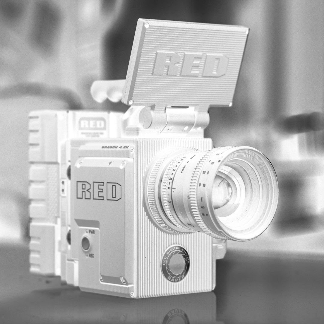 red camera video production nottingham