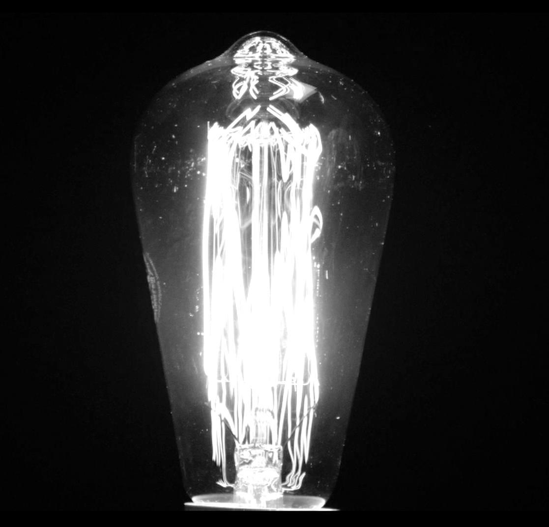 lightbulb sparking up videography nottingham