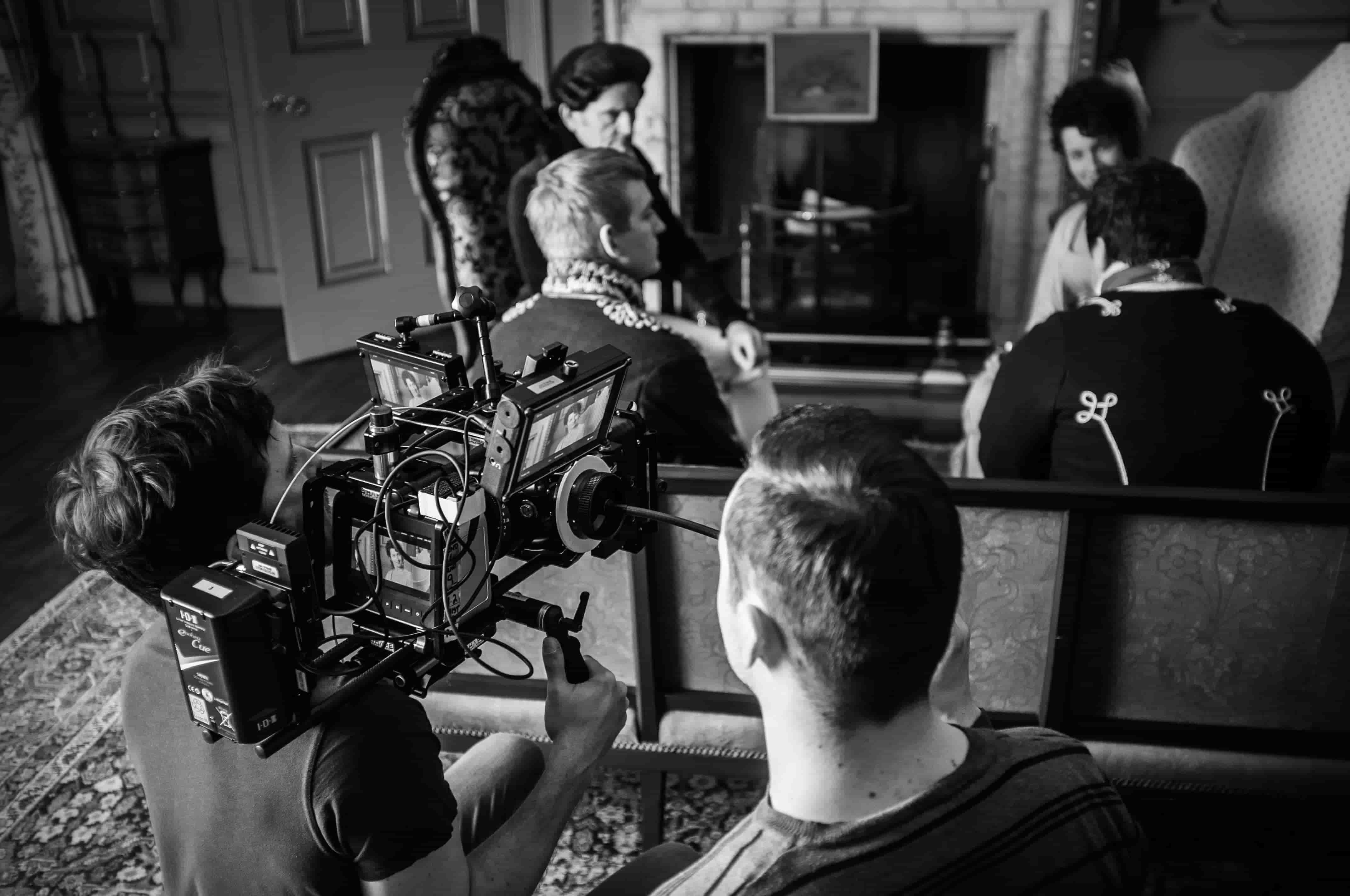 a film set video production nottingham