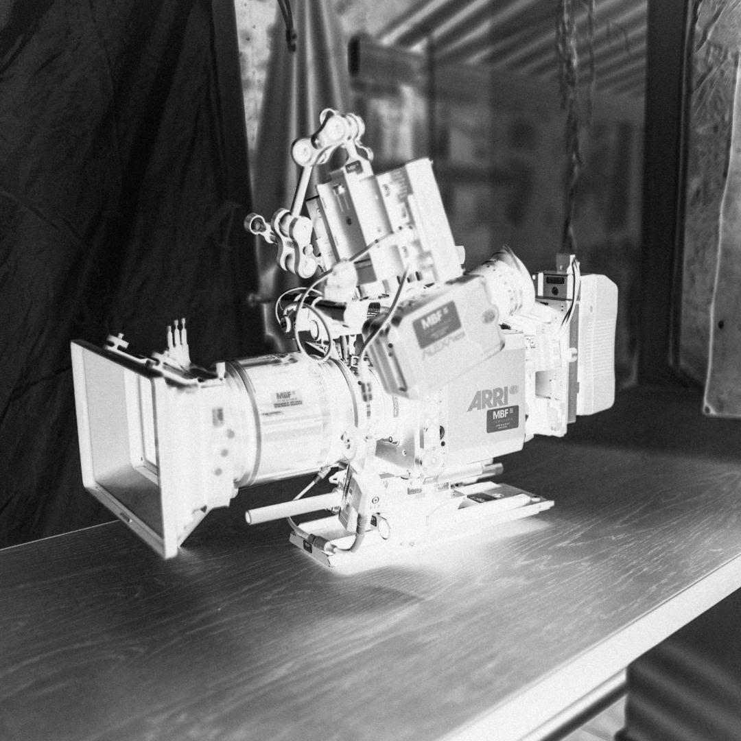 film production camera - video production nottingham, east midlands