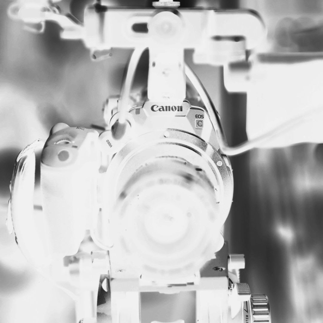 camera filming in nottingham