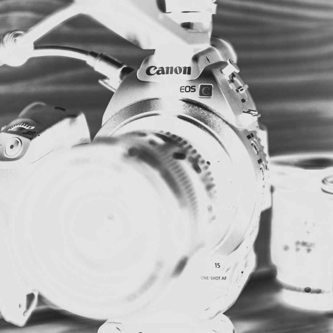 Canon camera promotional video nottingham