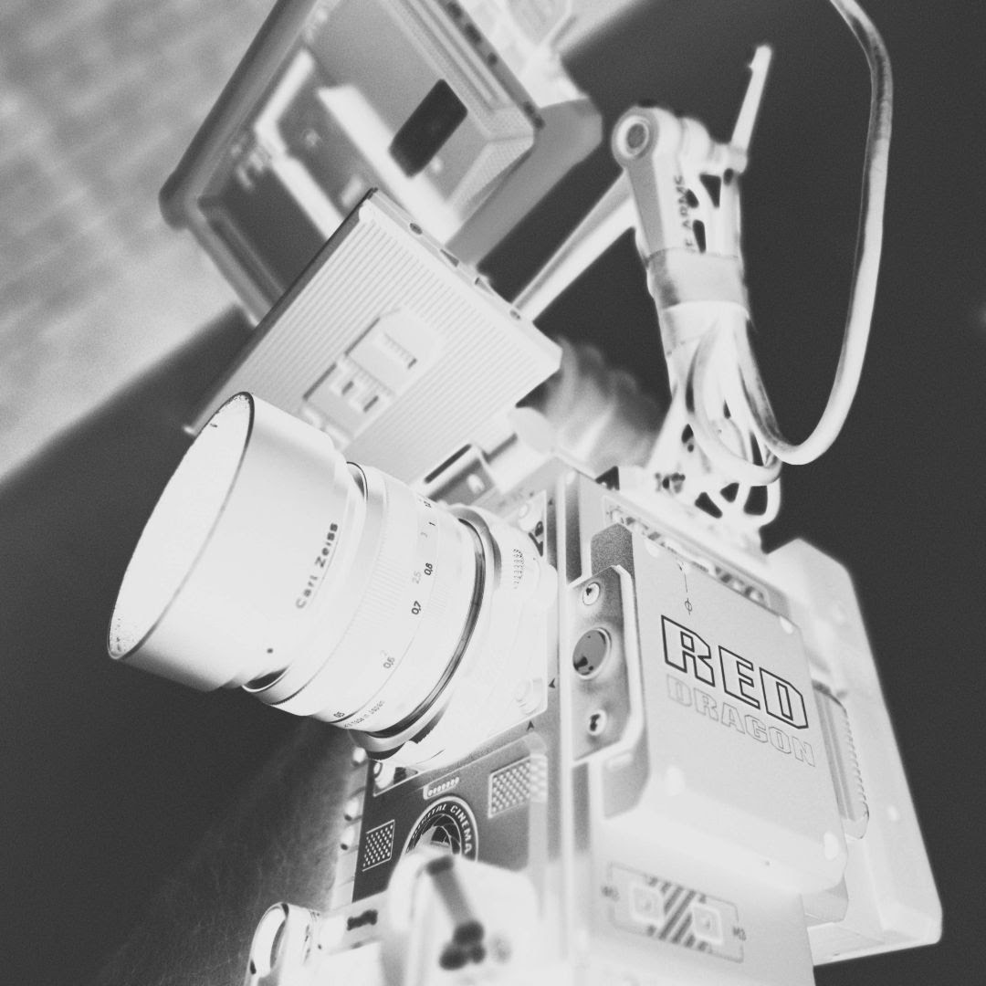 film production camera - videographer nottingham