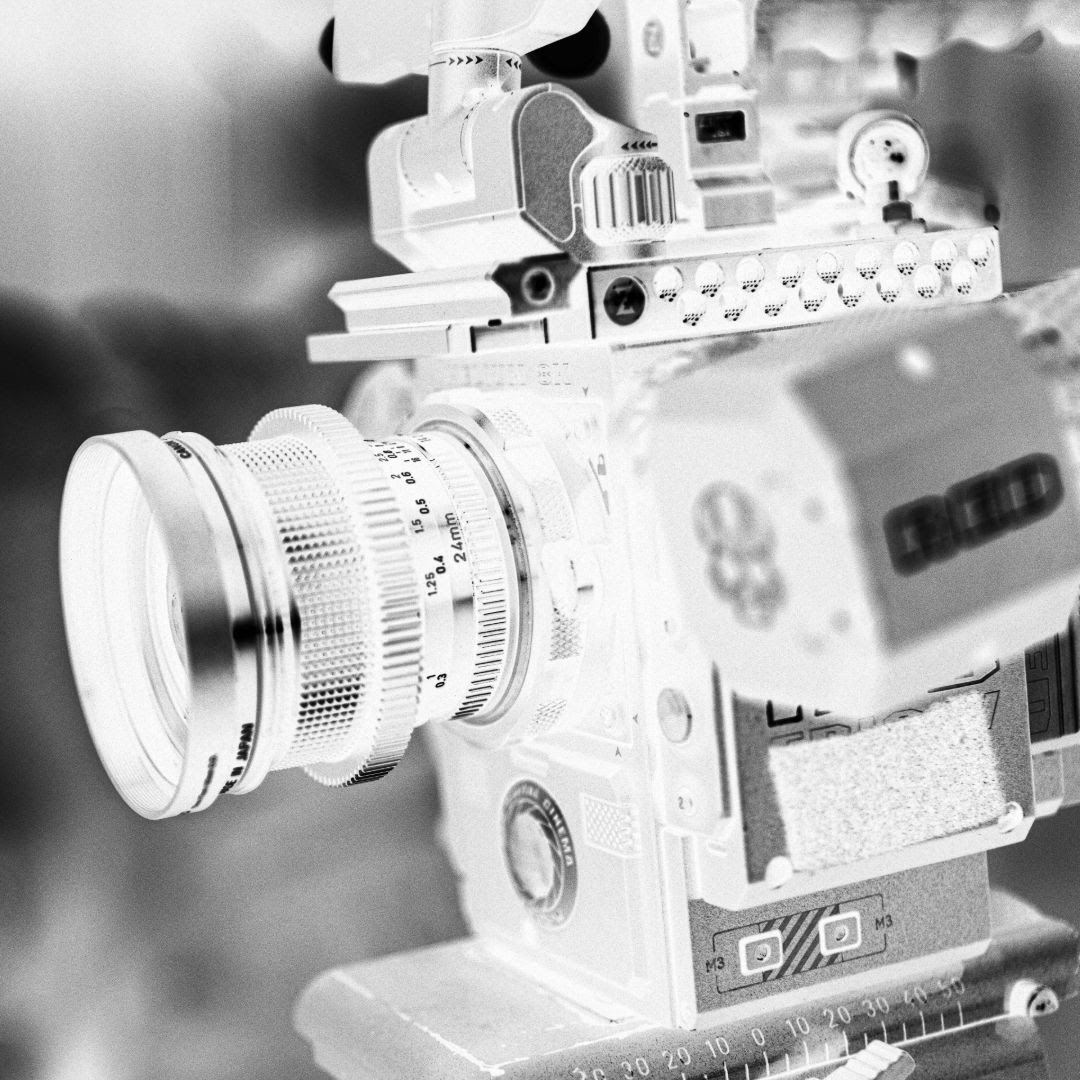 chunky camera with lens video production east midlands