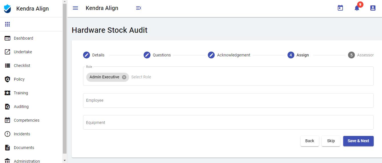 WHS Monitoring and Digital Safety Audits - Kiri Align
