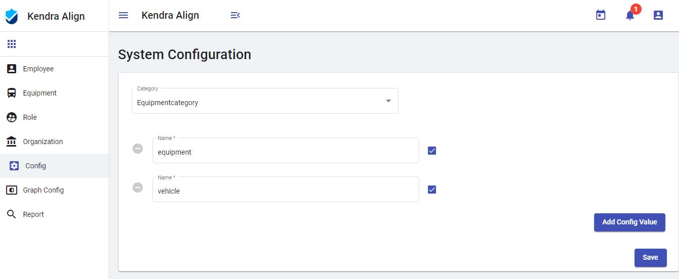 Software Configuration Management - Kiri Align