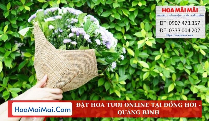 Đặt Hoa Online Đồng Hới - Ship Hoa Tươi Quảng Bình