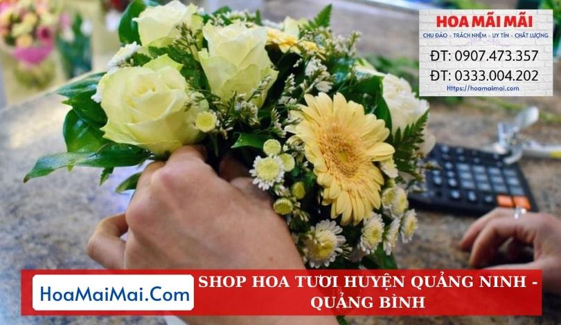 Shop Hoa Tươi Huyện Quảng Ninh - Điện Hoa Quảng Bình
