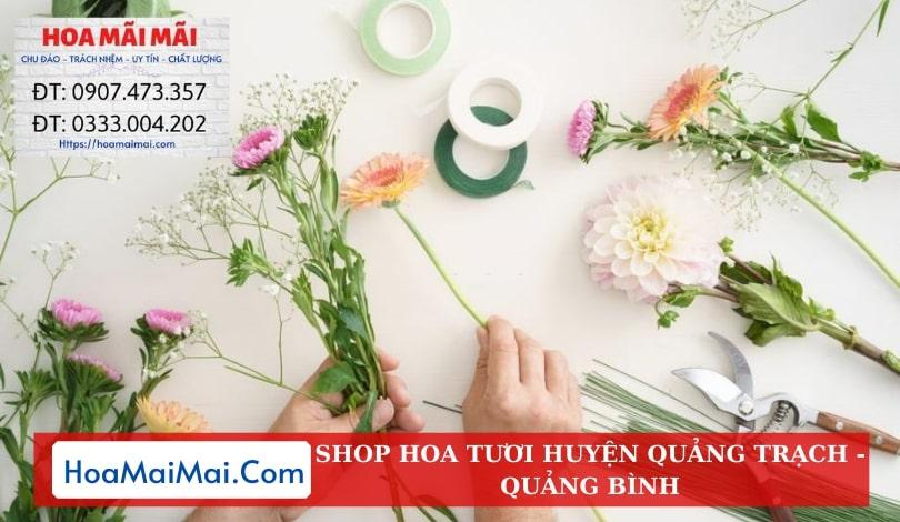 Shop Hoa Tươi Huyện Quảng Trạch - Điện Hoa Quảng Bình