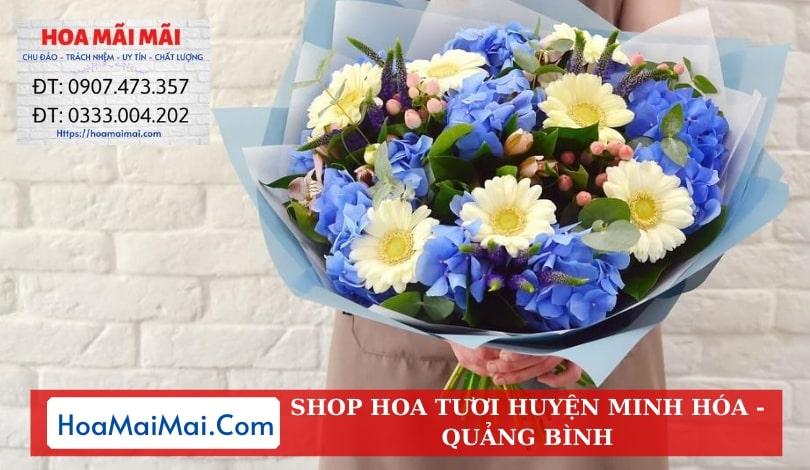 Shop Hoa Tươi Huyện Minh Hóa - Điện Hoa Quảng Bình
