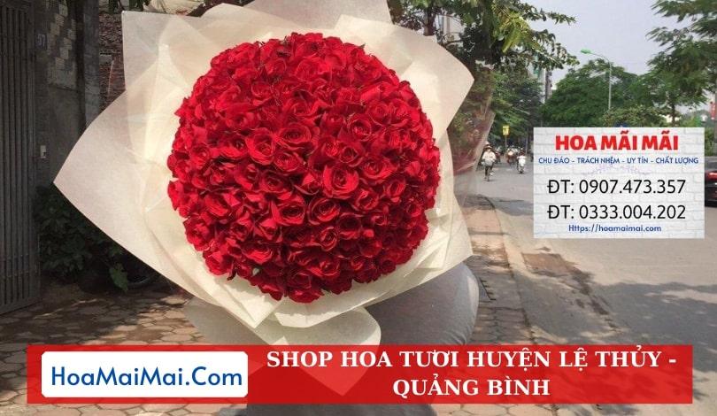 Shop Hoa Tươi Huyện Lệ Thủy - Điện Hoa Quảng Bình