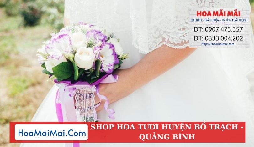 Shop Hoa Tươi Huyện Bố Trạch - Điện Hoa Quảng Bình