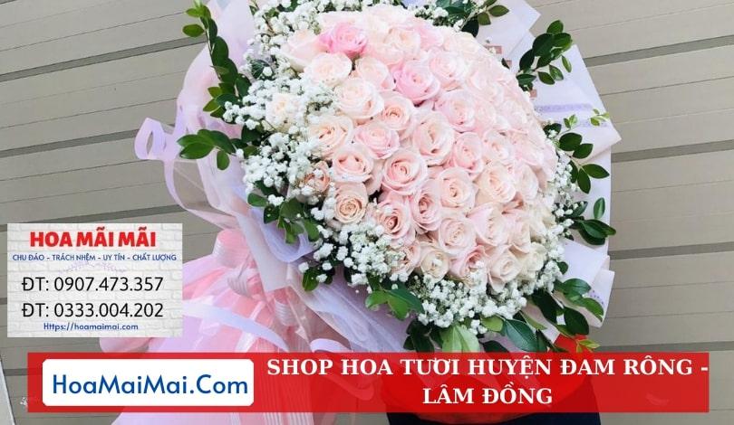 Shop Hoa Tươi Huyện Đam Rông - Điện Hoa Lâm Đồng