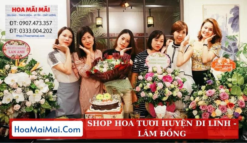 Shop Hoa Tươi Huyện Di Linh - Điện Hoa Lâm Đồng