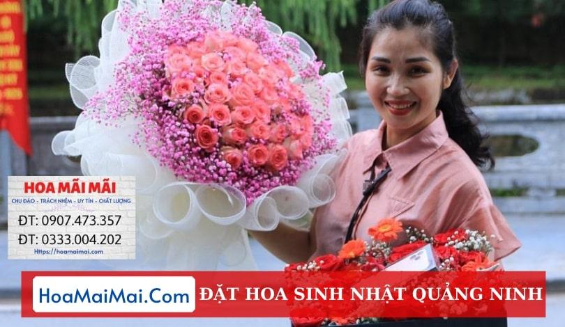 Đặt Hoa Sinh Nhật Quảng Ninh - Giao Hoa Tận Nơi Quảng Ninh