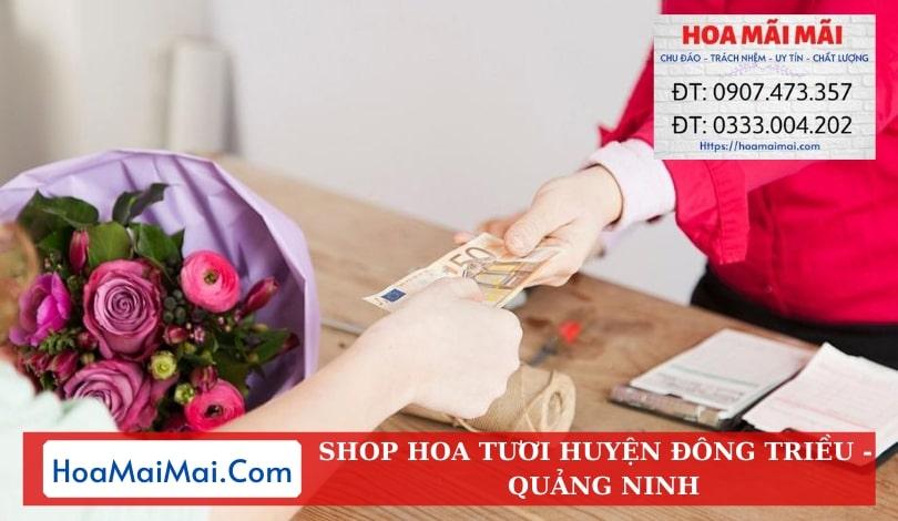 Shop Hoa Tươi Huyện Đông Triều - Điện Hoa Quảng Ninh