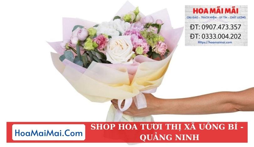 Shop Hoa Tươi Thị Xã Uông Bí - Điện Hoa Quảng Ninh