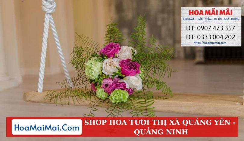 Shop Hoa Tươi Thị Xã Quảng Yên - Điện Hoa Quảng Ninh
