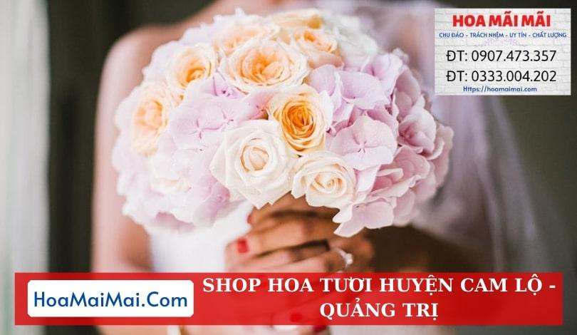 Shop Hoa Tươi Cam Lộ - Điện Hoa Quảng Trị