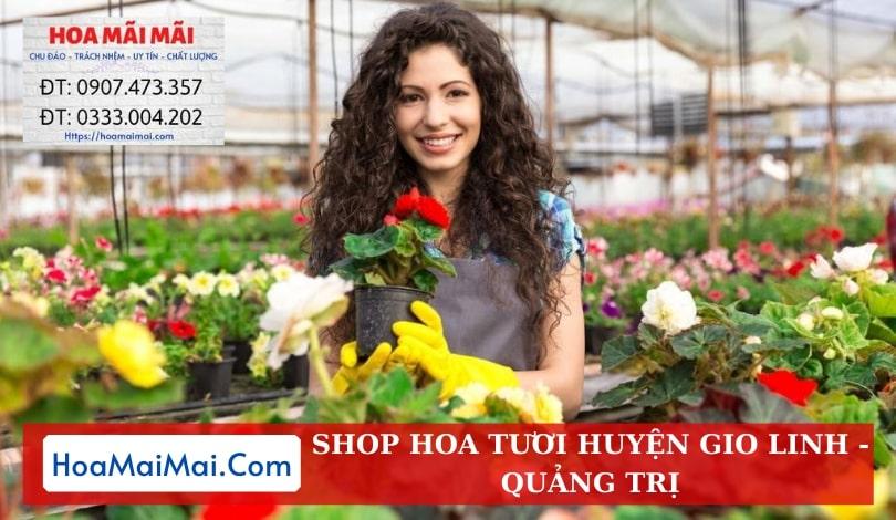 Shop Hoa Tươi Gio Linh - Điện Hoa Quảng Trị