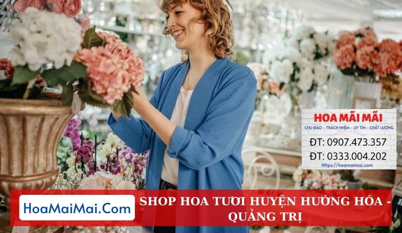 Shop Hoa Tươi Hướng Hoá - Điện Hoa Quảng Trị
