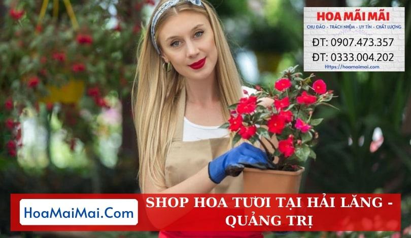 Shop Hoa Tươi Hải Lăng - Điện Hoa Quảng Trị