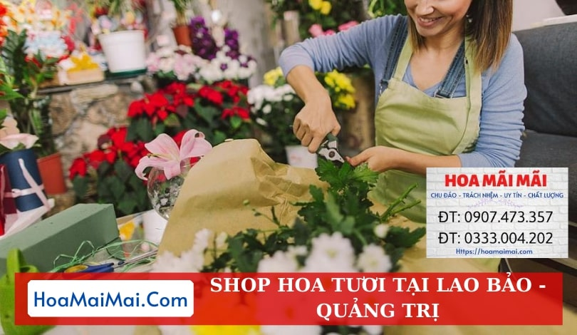 Shop Hoa Tươi Lao Bảo - Điện Hoa Quảng Trị