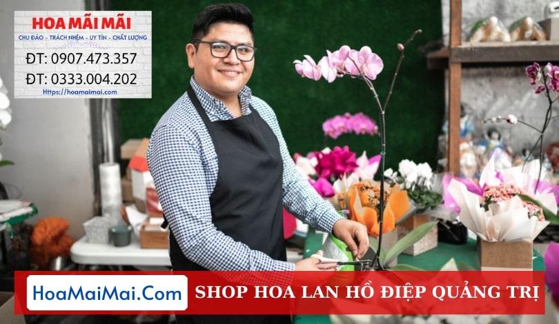 Shop Hoa Lan Hồ Điệp Quảng Trị - Điện Hoa Quảng Trị