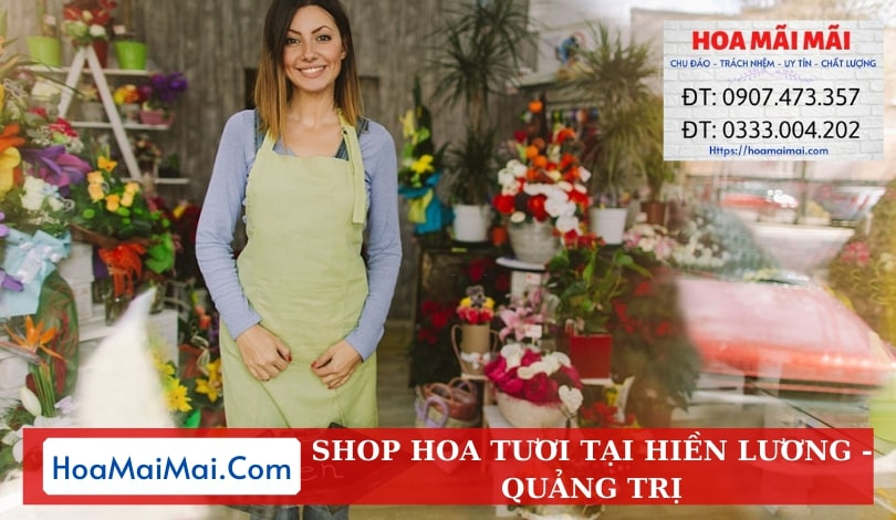 Shop Hoa Tươi Hiền Lương - Điện Hoa Quảng Trị