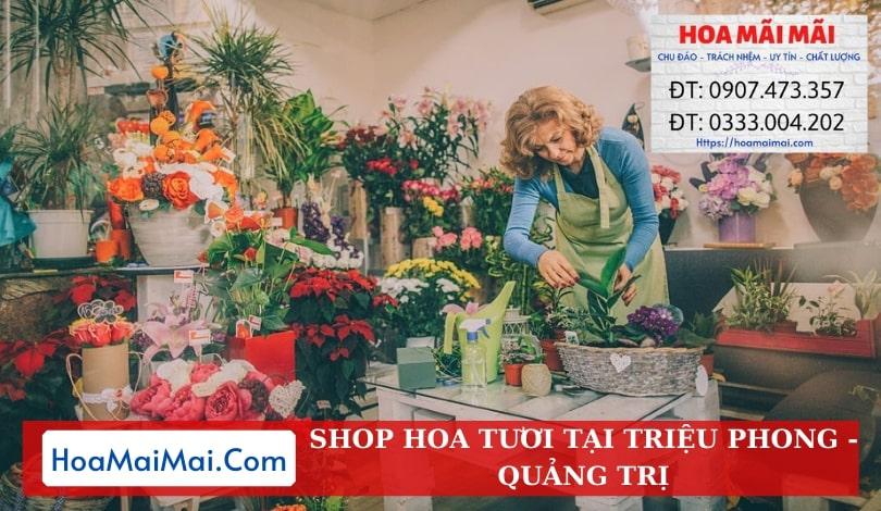 Shop Hoa Tươi Triệu Phong - Điện Hoa Quảng Trị
