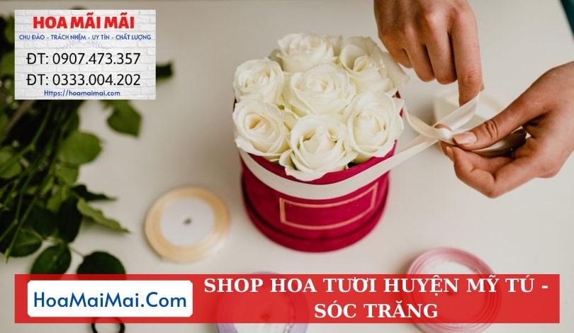Shop Hoa Tươi Huyện Mỹ Tú - Điện Hoa Sóc Trăng