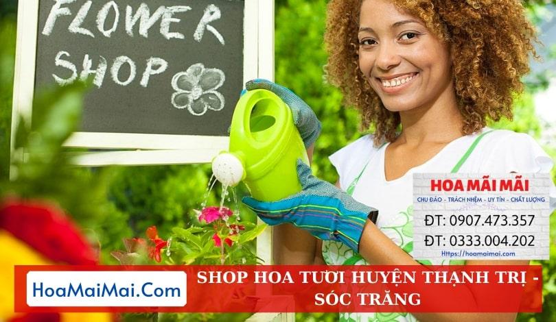 Shop Hoa Tươi Huyện Thạnh Trị - Điện Hoa Sóc Trăng