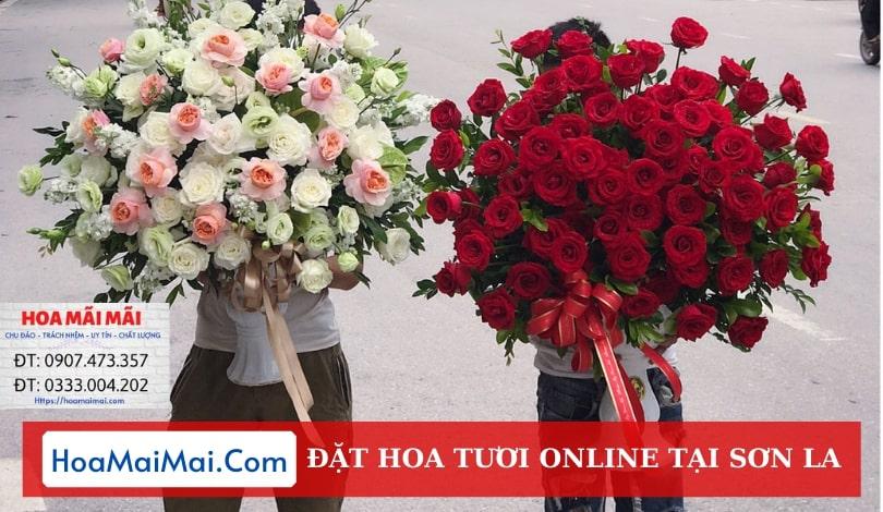 Đặt Hoa Online Sơn La  - Ship Hoa Tươi Sơn La