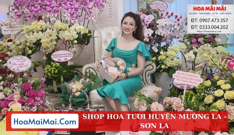 Shop Hoa Tươi Huyện Mường La - Điện Hoa Sơn La