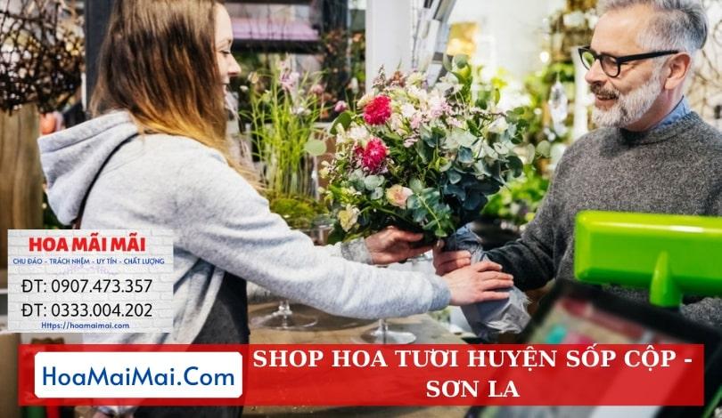 Shop Hoa Tươi Huyện Sốp Cộp - Điện Hoa Sơn La