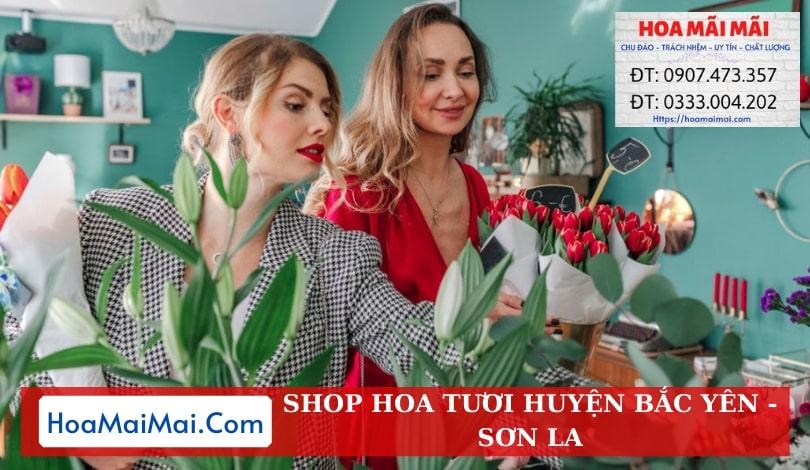 Shop Hoa Tươi Huyện Bắc Yên - Điện Hoa Sơn La