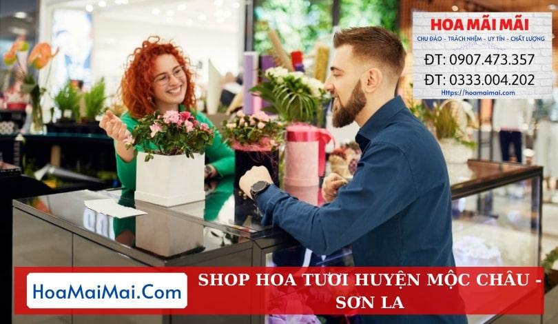 Shop Hoa Tươi Huyện Mộc Châu - Điện Hoa Sơn La