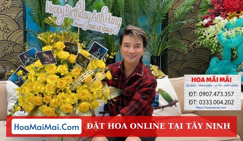 Đặt Hoa Online Tây Ninh - Ship Hoa Tươi Tây Ninh