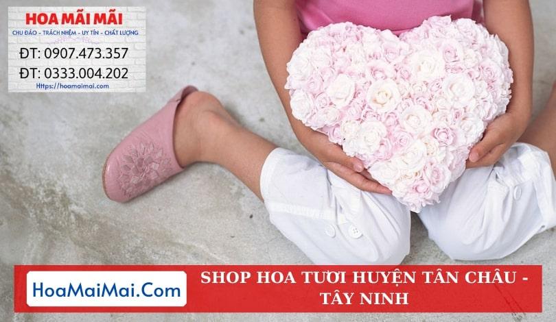 Shop Hoa Tươi Huyện Tân Châu - Điện Hoa Tây Ninh