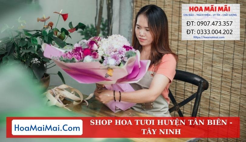 Shop Hoa Tươi Huyện Tân Biên - Điện Hoa Tây Ninh
