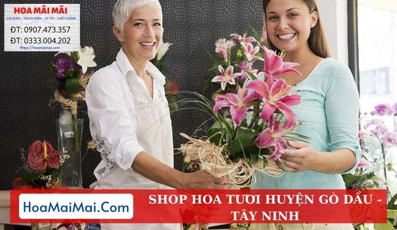 Shop Hoa Tươi Huyện Gò Dầu - Điện Hoa Tây Ninh
