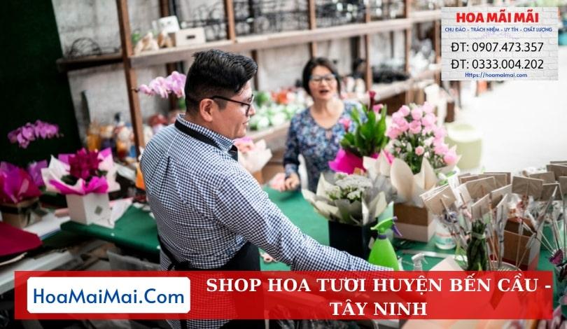 Shop Hoa Tươi Huyện Bến Cầu - Điện Hoa Tây Ninh