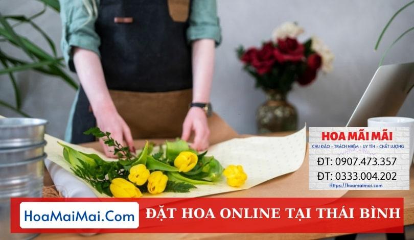 Đặt Hoa Online Thái Bình - Điện Hoa Thái Bình