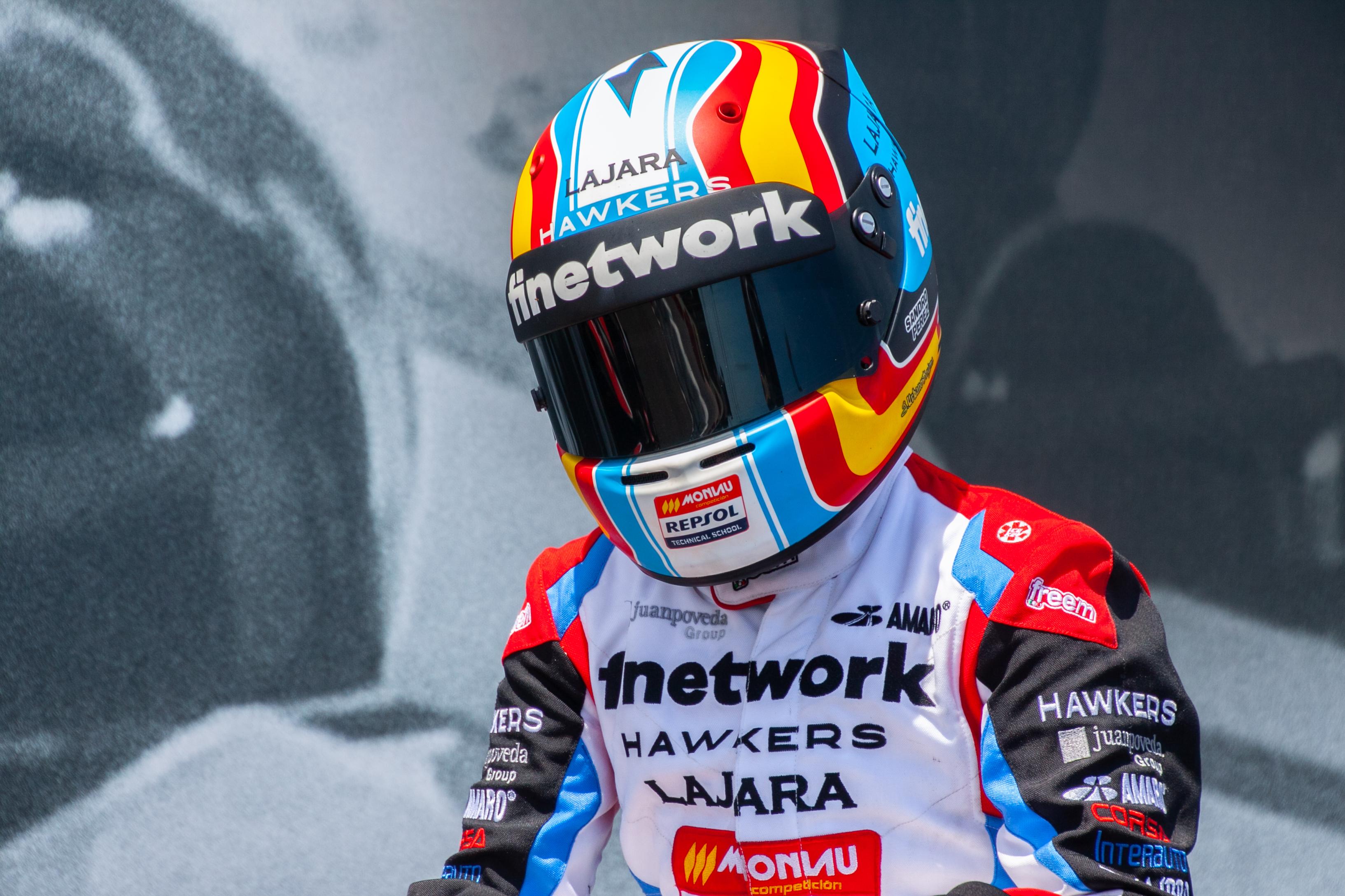 Sandro Pérez a Italia para realizar un test con el Parolin Racing Kart