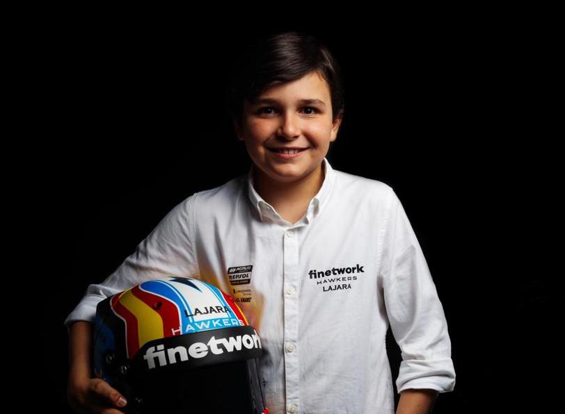 Sandro Pérez se queda en Italia con el Parolin Racing Kart