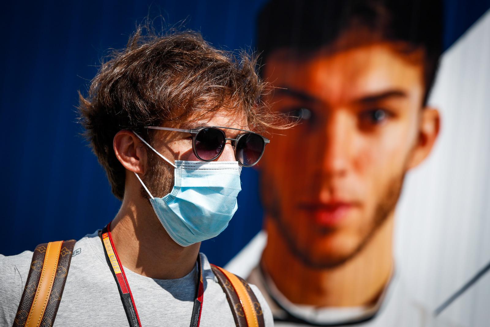 Gasly se clasifica 12º en el Gran Premio de Austria