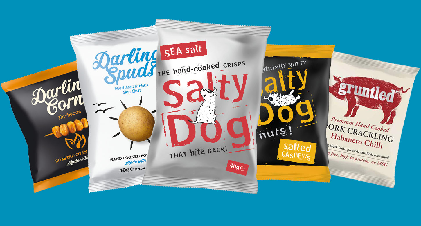 Salty Dog Brands Group Shot